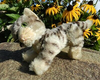 Antique Steiff Jointed Mohair Kitty Cat