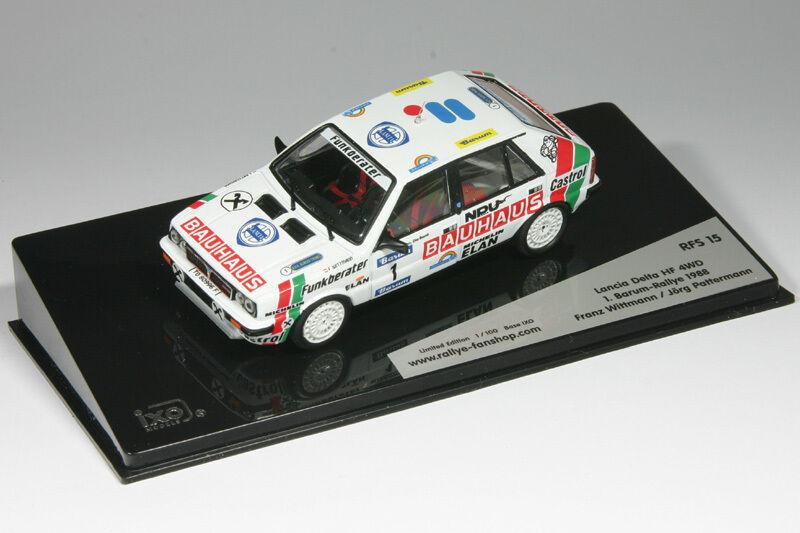 1 43 Lancia Delta HF 4wd wittmann wav-rallye Barum 1988 - 1 43 rallye rfs 015