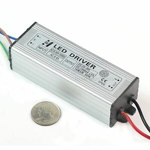 50W-Watt-High-Power-LED-Driver-AC85V-265V-50-60HZ-Waterproof
