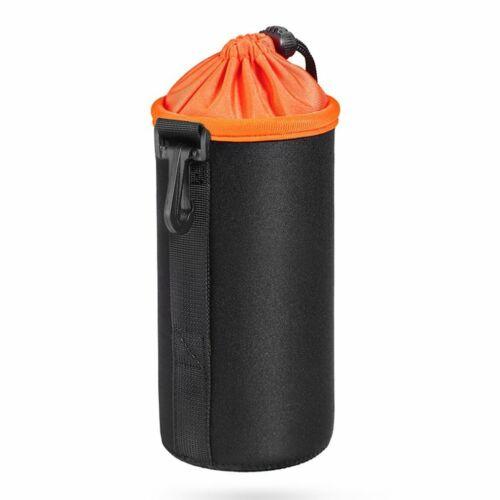 Cámara SLR Bolsa de Neopreno Impermeable D lente bolsa protectora suave caso bolsa GN
