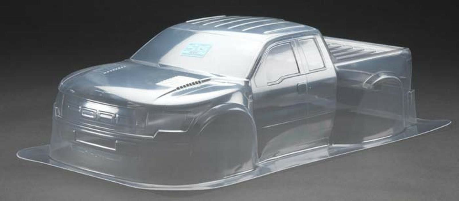 True Scale Ford F-150 Raptor SVT Clear Body by Pro-Line Pro-Line Pro-Line Racing 3389-00 355f53