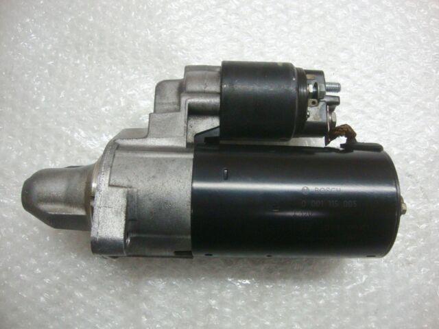 Original Mercedes W215 C215 CL 500 Anlasser Starter BOSCH 1121510001 0001115005