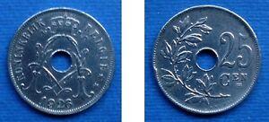 BELGIO 25 CENTESIMI 1926 - Italia - BELGIO 25 CENTESIMI 1926 - Italia