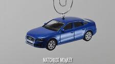 Audi A5 Sportback 8TA Executive Car Custom Christmas Ornament 1/64 Scale NEW