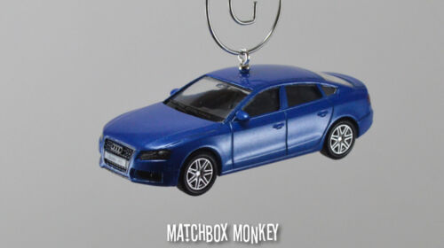 Audi A5 Sportback 8TA Executive Car Custom Christmas Ornament 1/64 Scale NEW