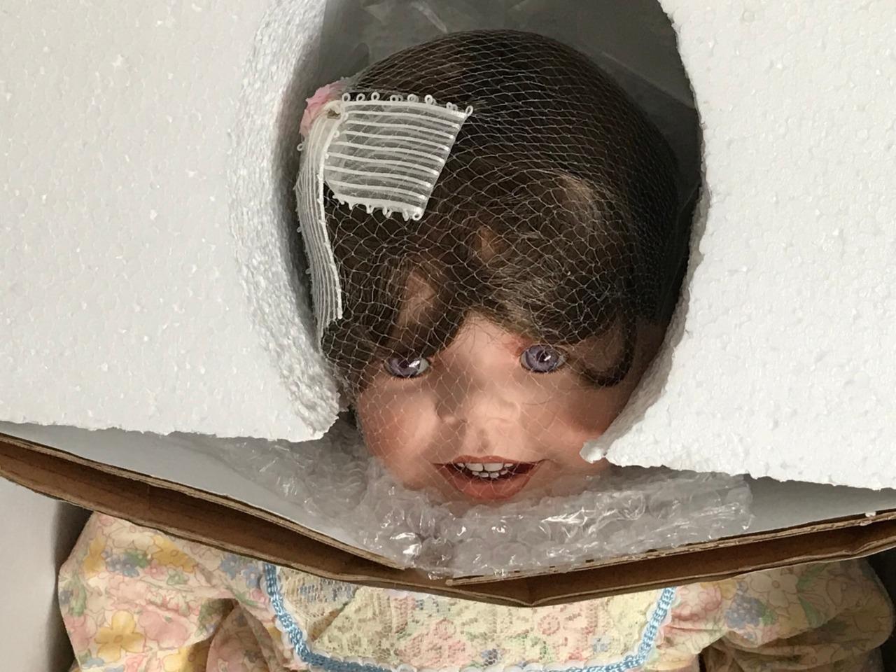 Artist Damenschuhe RuBert Porcelain Doll 23