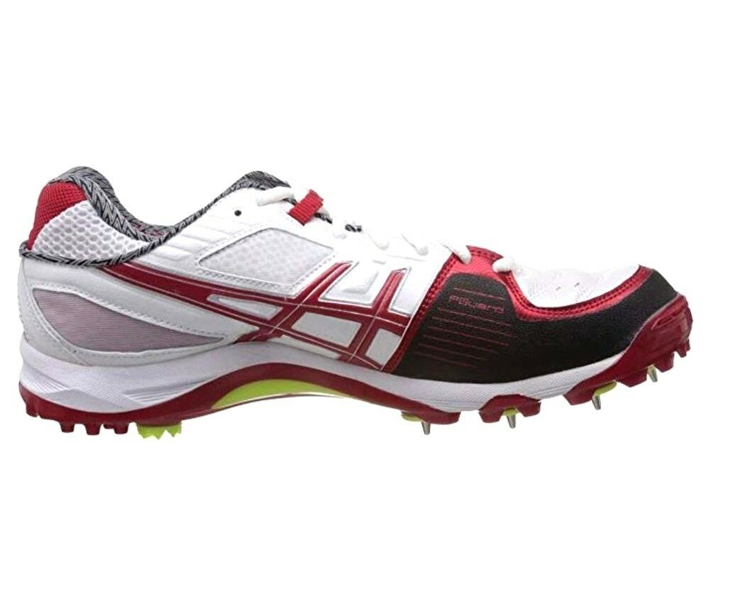 WAS  200 Asics Gel Advance 5 mannens Cricket schoenen (D) (0122) Gratis Aus Delivery