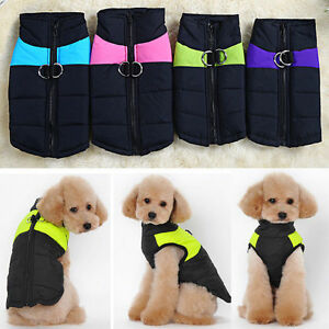 Pet-Cat-Small-Dog-Clothing-Soft-Padded-Vest-Harness-Puppy-Coat-Jacket-Apparel
