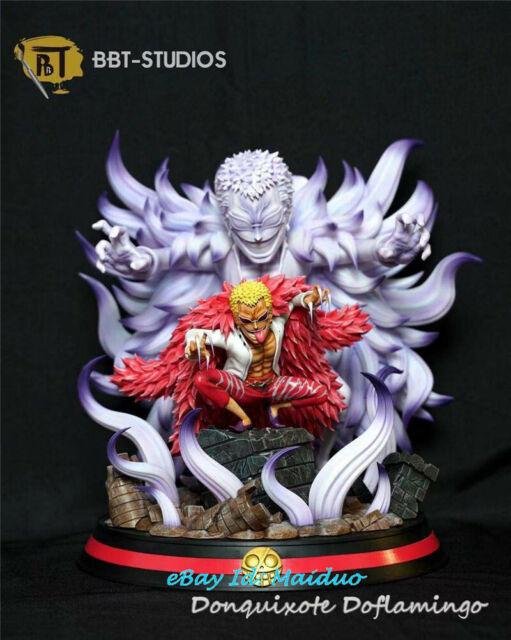 Warhead Donquixote Doflamingo Statue Resin One Piece Model GK WH presale 15cm