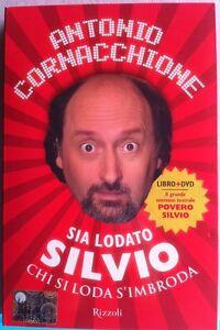 libro dvd antonio cornacchione sia lodato silvio - Italia - libro dvd antonio cornacchione sia lodato silvio - Italia