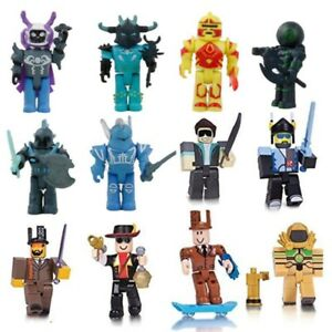 12PCS/Set Roblox Figures PVC Game Roblox Toy Children Kids Christmas Gift UK 6969198308630