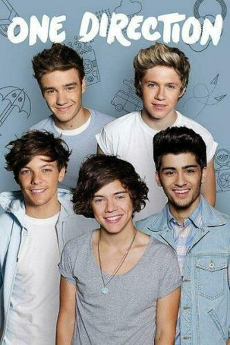One Direction Maxi-Poster 61cm x 91.5cm Neu Und Versiegelt Gruppe