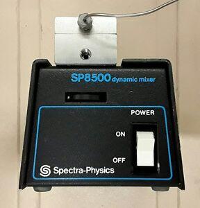 Spectra Physics SP8500-010 Dynamic Mixer 115/230v, 0.15a, 50/60Hz