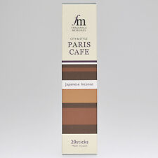 Fragrance Memories - Exotic & Nature - Sahara Moon 20 Sticks (Japan import)- 9c