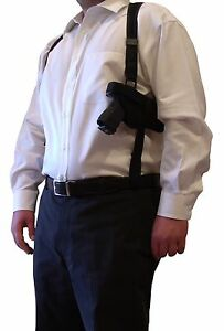 KING-HOLSTER-Shoulder-Holster-fits-GLOCK-19-17-20-21-22-23-32-37-38-45