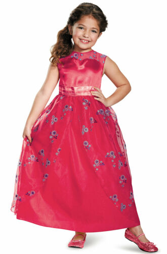 Brand New Elena of Avalor Ball Gown Classic Child Costume