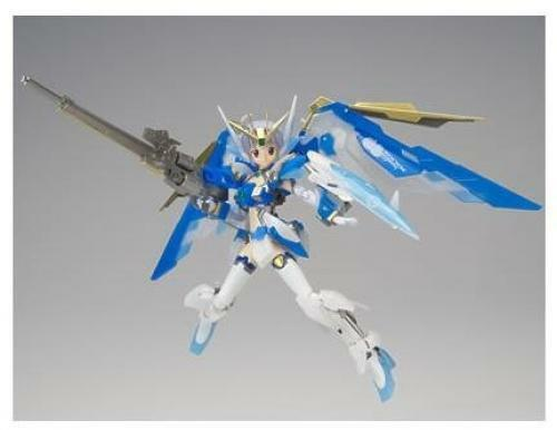 Neu Rüstung Mädchen Projekt Ms Girl Wing Gundam Ew Code Awayuki Actionfigur