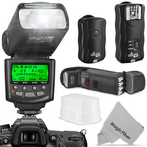 I-TTL-Speedlite-Flash-Kit-with-Wireless-Trigger-for-NIKON-DSLR-by-Altura-Photo