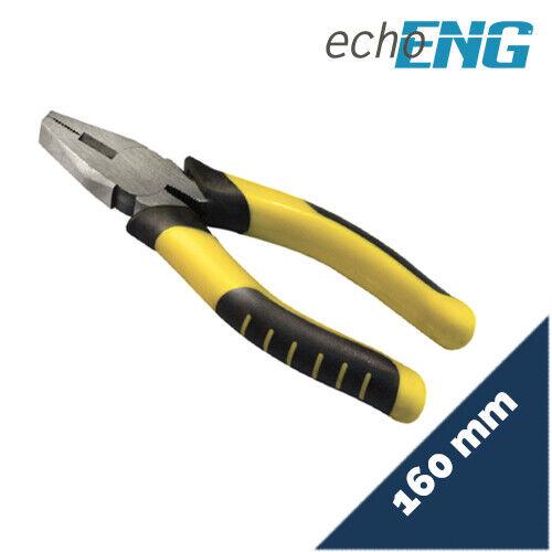 FI 40 0011 Pinza universale professionale 160 mm ergonomica