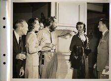 """Jane Russell The French Line Original 8x10"""" Linen Backed Key Book Photo #M2930"""