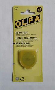 OLFA-Rotary-Blades-Pack-of-2-28-mm