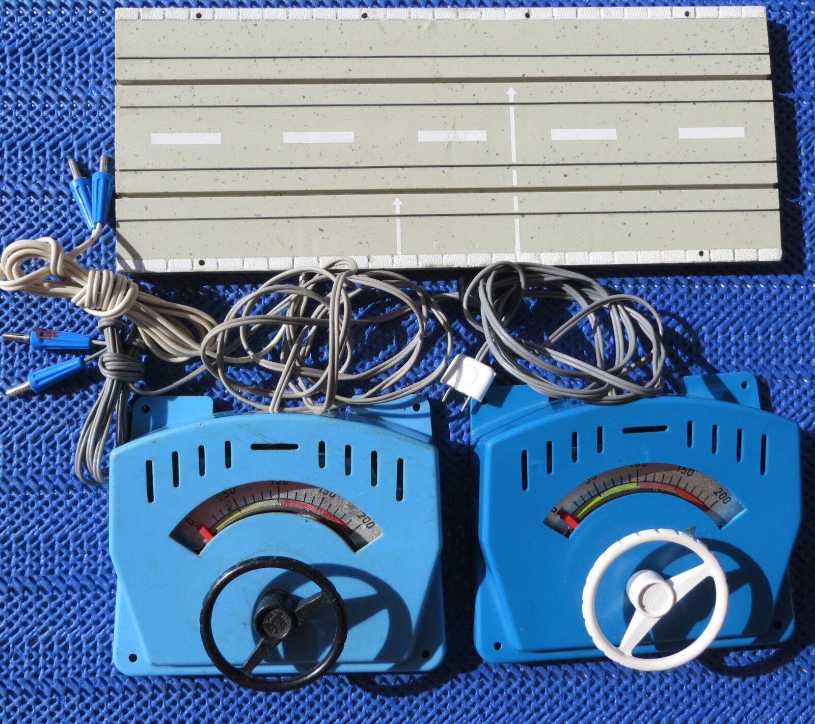 Faller Ams 4702 Collegamento Ferroviario 4 Volte con 2 Fahrreglern 4031