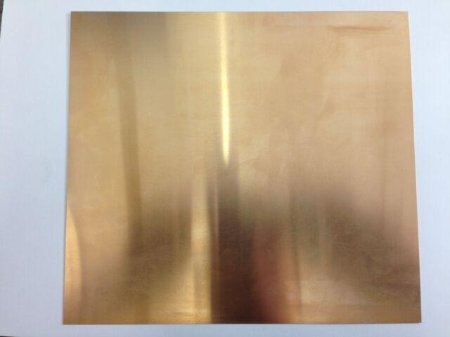 0.2mm Bronze Pb102 Sheet 200mm x 190mm