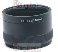For Nikon Coolpix Adapter Ur-e8 Wc-e80 Tc-e15 Coolpix 5700 8700 Converter Ring