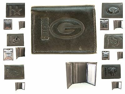 Official NFL licensed Black Leather Wallets,Wallet All Teams  jf052041