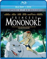 Princess Mononoke Blu-ray DVD Studio Ghibli Disney