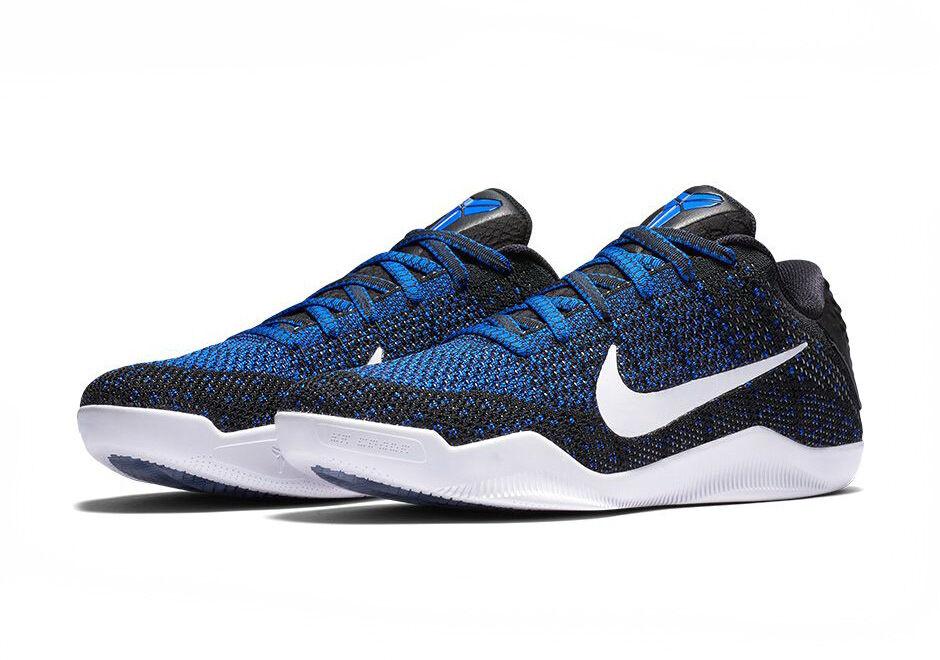 Nike Kobe XI 11 Mark Parker QS size 13. Racer bluee. 822675-014. elite low