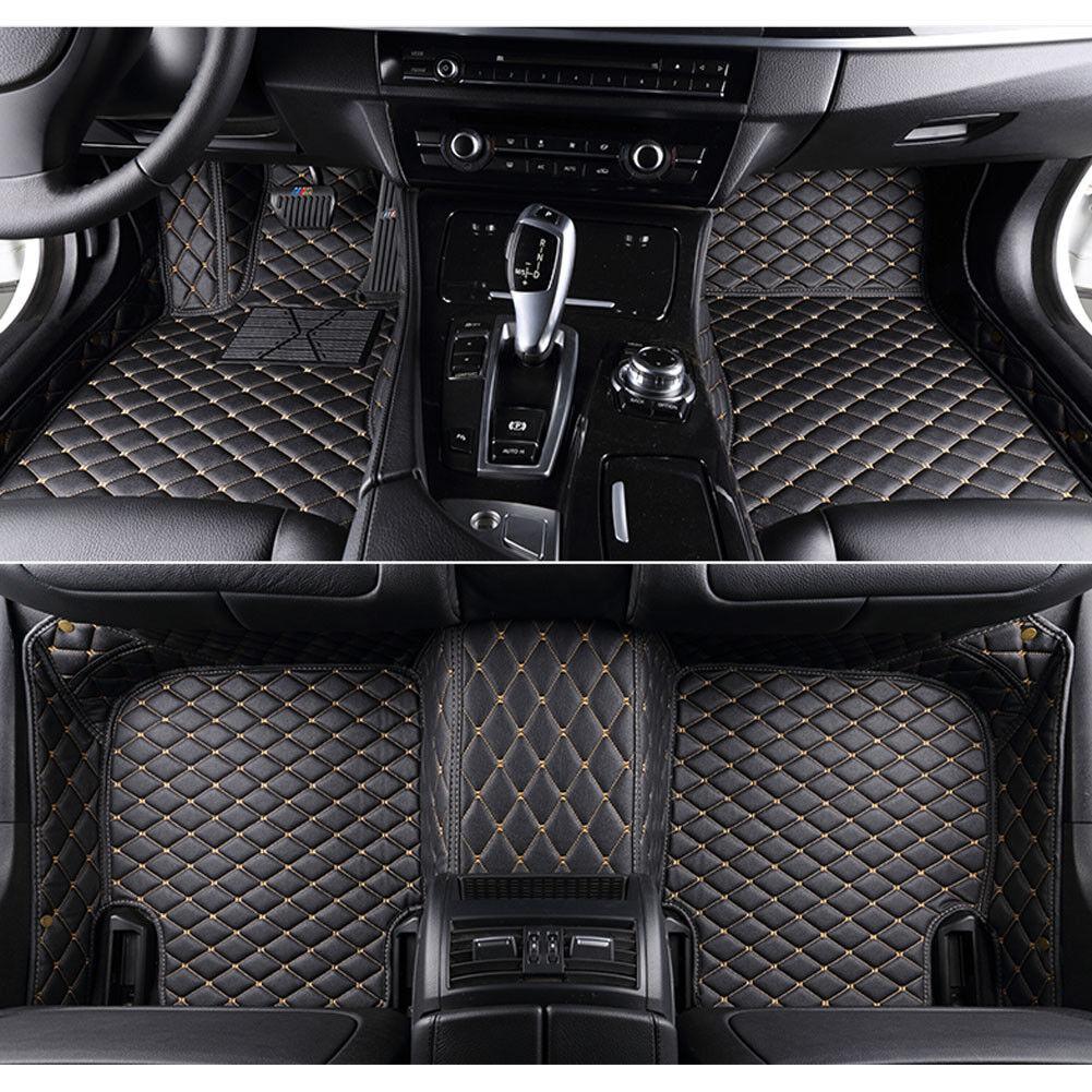 Tailored /& Heel Pad {RHD} 2005-2013 Toyota Aygo Car Mats