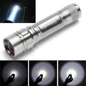 3000-Lumens-3-Modes-XML-XPE-Head-LED-18650-Flashlight-Torch-Waterproof-Focus