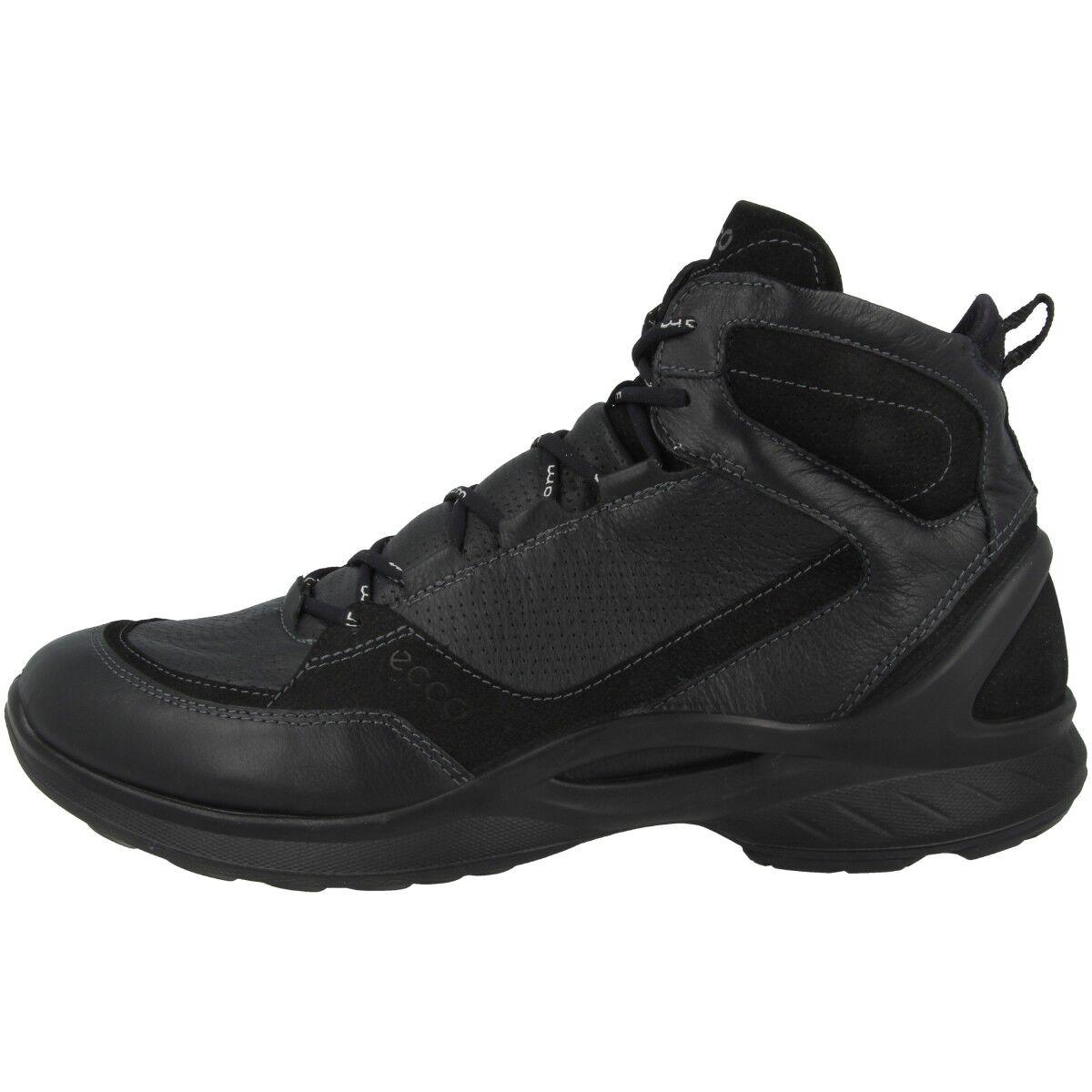 Ecco biom fjuel Joule mid zapatos Men señores mid cut cortos botas 837584-01001