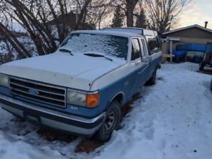 1990 Ford F 150 Xlt Lariat