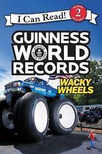 Guinness World Records: Wacky Wheels (I Can Read Level 2)-ExLibrary