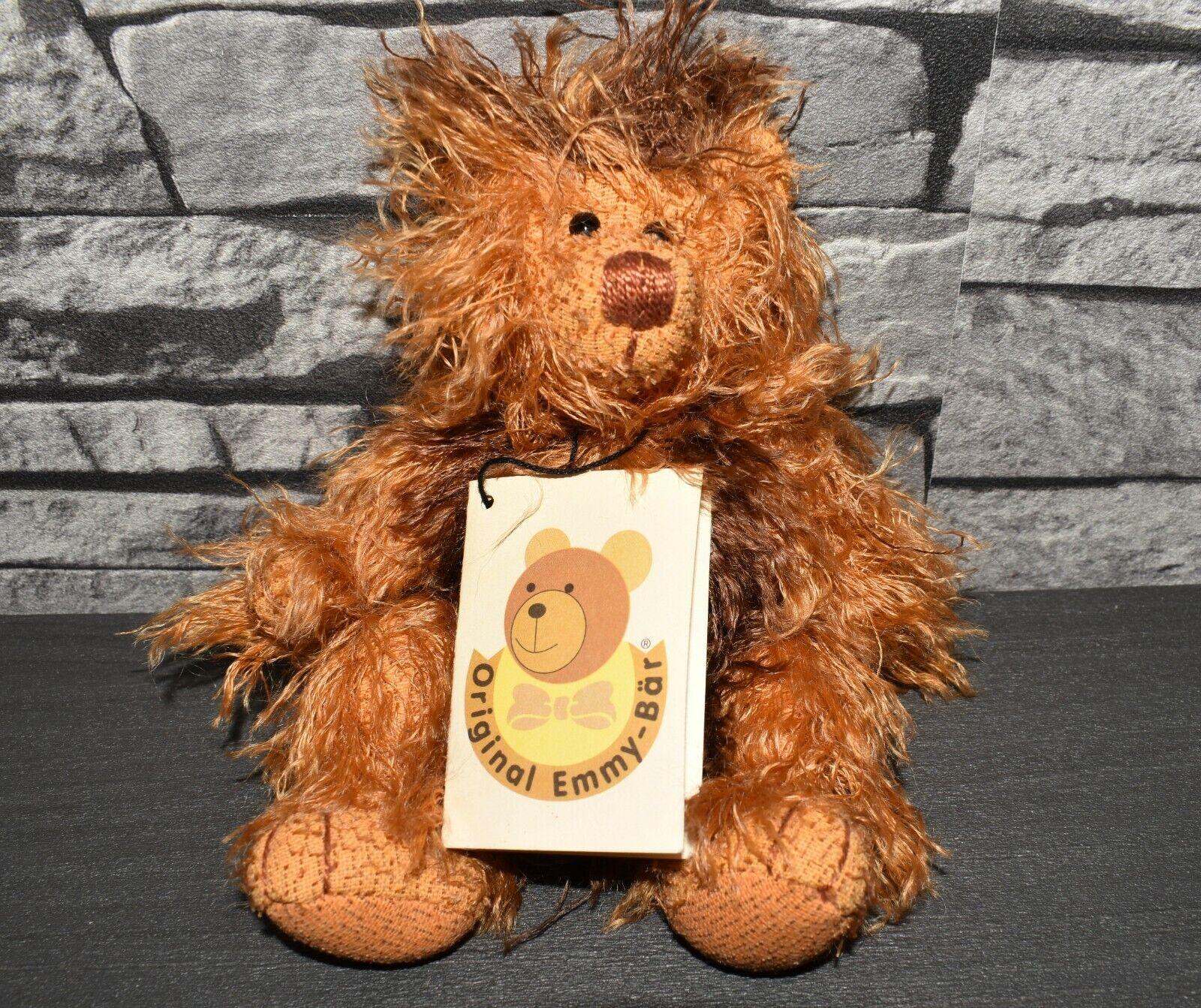 NEU Extrem Seltene Original Emmy Teddybär Teddy Alt Figur Limitiert Handarbeit