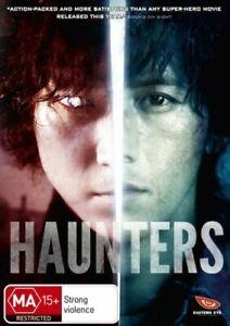 DVD-Haunters-2011-PAL-R4