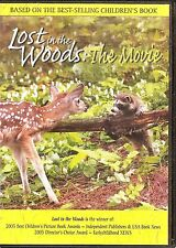 NEW LOST IN THE WOODS THE MOVIE DVD BASED ON THE CHILDREN'S BOOK BY CARL SAMS II