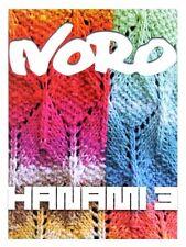 NORO ::Hanami vol.3:: Spring-Summer 2016 pattern book 10 designs