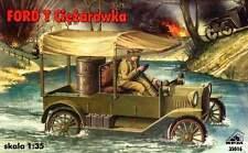 FORD T-Corpo di Spedizione Americano in Europa-WW HO AUTOCARRO 1/35 giri/min