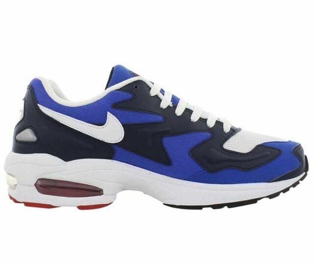 Size 11 - Nike Air Max2 Light Retro OG Blue for sale online | eBay