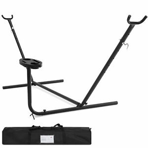 BCP-10ft-Portable-Steel-Hammock-Stand-w-Accessory-Tray-and-Carrying-Case