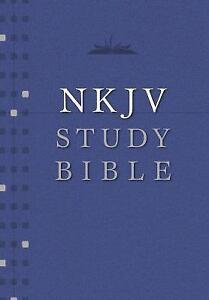 the nkjv study bible 2012 hardcover ebay