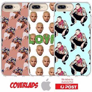 iphone cover case rap hip hop cartoon chris brown breezy cb loyal