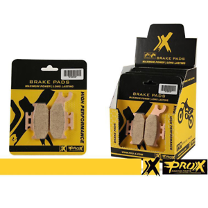Sintered Brake Pads For 2000 Yamaha YZ125 Offroad Motorcycle Pro X 37.103202