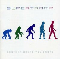 Supertramp - Brother Where You Bound [new Cd] on Sale