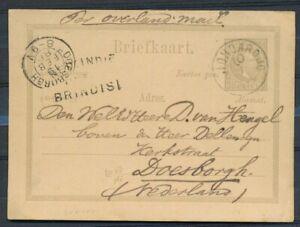 N-I-RONDST-SIDOARDJO10-1-1879-OP-BRIEFK-12-CT-DOESBORGH-ROUTE-BRINDISI-Ad408