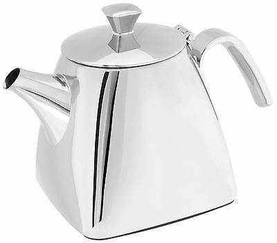 Stellar Mirror Finished Stainless Steel Teapot Lifetime Guarantee