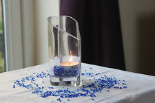 2000 x MIXED BLUE 4.5MM WEDDING DIAMOND CONFETTI TABLE DECORATION UK SELLER